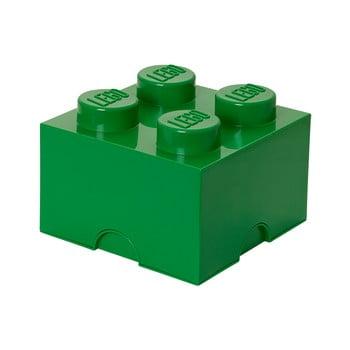 Cutie depozitare LEGO®, verde bonami.ro