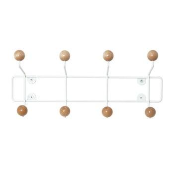 Cuier de perete Leitmotiv Saturnus Wooden Balls bonami.ro