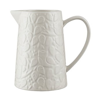 Carafă din ceramică Mason Cash In the Forest, 1 l, alb bonami.ro