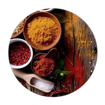 Suport de sticlă pentru oală Wenko Spices poza bonami.ro
