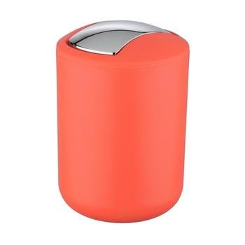 Coș de gunoi Wenko Brasil S, înălțime 21 cm, roșu corai bonami.ro