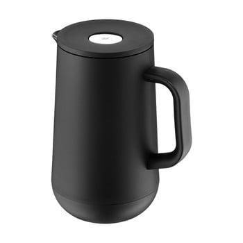 Termos din oțel inoxidabil WMF Cromargan® Impulse, 1 l, negru bonami.ro