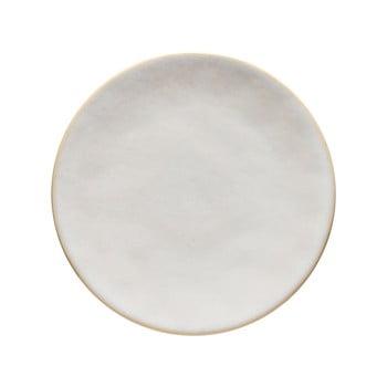 Platou din gresie ceramică Costa Nova Roda, ⌀ 22 cm, alb bonami.ro
