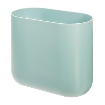 Coș de gunoi iDesign Slim Cade, verde bonami.ro