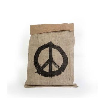 Coş depozitare din hârtie reciclată Surdic Yute Pacem bonami.ro
