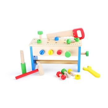 Set unelte din lemn pentru joc Legler Toolbox bonami.ro