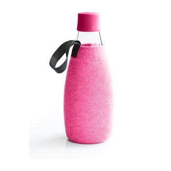 Husă pentru sticlă ReTap, 800 ml, roz poza bonami.ro