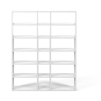 Bibliotecă TemaHome Pombal, lățime 182 cm, alb bonami.ro