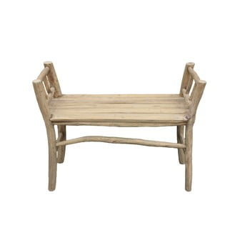 Bancă din lemn de tec HSM collection Bench Pank imagine