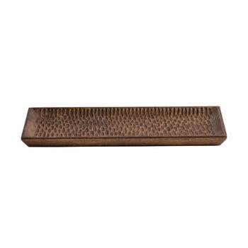 Tavă din lemn WOOOD Devan, 40 x 20 cm bonami.ro