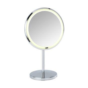 Oglindă cosmetică cu suport Wenko Onno bonami.ro
