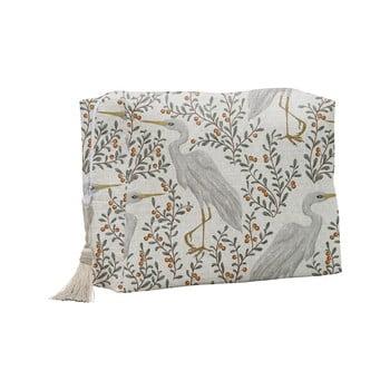 Geantă cosmetică Linen Couture Flamingo poza bonami.ro