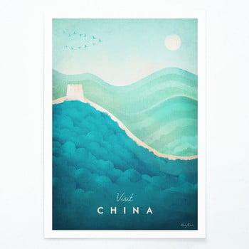 Poster Travelposter China, A2 poza bonami.ro