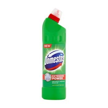 Set 2 sticle de detergent de curățare și dezinfectare toaletă Domestos Extra Pine, 2x750ml poza bonami.ro