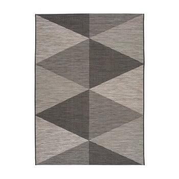 Covor potrivit pentru exterior Universal Biorn Grey, 154 x 230 cm, gri imagine