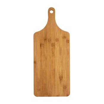 Tocător din bambus Premier Housewares, 50 x 20 cm bonami.ro