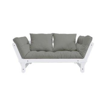 Canapea variabilă Karup Design Beat White/Grey imagine