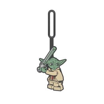 Etichetă pentru bagaj LEGO® Star Wars Yoda bonami.ro