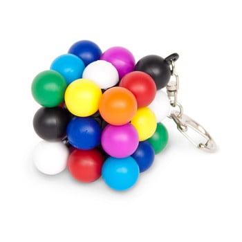 Breloc chei puzzle RecentToys Mini Molecube poza bonami.ro