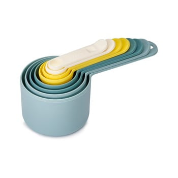 Set 8 cupe pentru bucătărie Joseph Joseph Nest Measure Opal poza bonami.ro