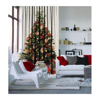 Draperie Christmas Tree, 140 x 260 cm bonami.ro