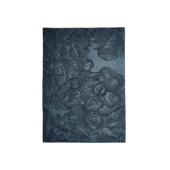 Prosop din bumbac pentru bucătărie Södahl Rose, albastru, 50x70cm bonami.ro