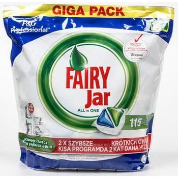 Detergent capsule pentru mașina de spălat vase Jar expert, 115 buc. bonami.ro
