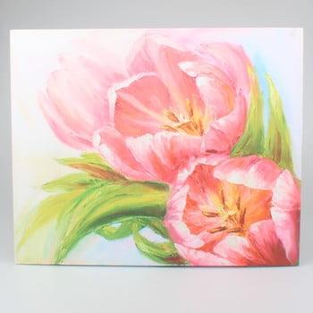 Tablou pe pânză pentru perete Dakls Flower, 56x46cm bonami.ro