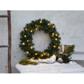 Coroniță luminoasă cu LED Best Season Alaska, ⌀ 50 cm poza bonami.ro
