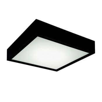 Plafonieră pătrată Lamkur Plafond, 37,5x37,5 cm, negru poza bonami.ro