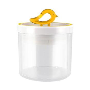 Recipient Vialli Design Livio, 400 ml, galben bonami.ro
