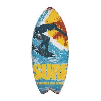 Set 4 decorațiuni metalice de perete Geese Surfboard bonami.ro