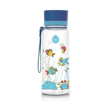 Sticlă Equa Equarium, 400 ml, albastru poza bonami.ro