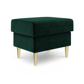 Puf Mazzini Sofas Muguet, 60 x 45 cm, verde