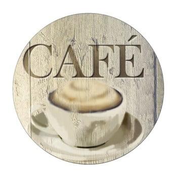 Suport de sticlă pentru oală Wenko Café poza bonami.ro