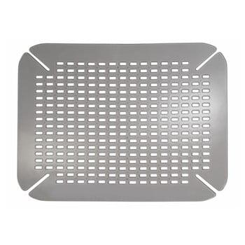 Protecție pentru chiuvetă iDesign Contour, gri/argintiu bonami.ro