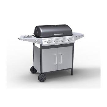 Grătar mobil de grădină pe gaz Cattara Master Chef Flame Tamer bonami.ro
