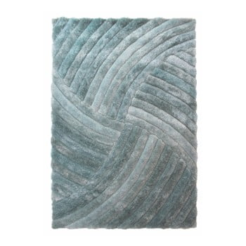 Covor Flair Rugs Furrow, 120 x 170 cm, verde imagine