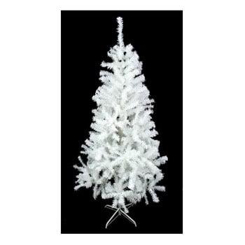 Brad de Crăciun Unimasa, înălțime 210 cm, alb bonami.ro