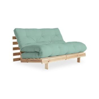 Canapea extensibilă Karup Design Roots Raw/Mint bonami.ro