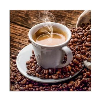 Tablou Styler Coffe, 20 x 20 cm bonami.ro