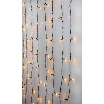 Șirag luminos pentru exterior cu LED Best Season Curtain, 80 becuri bonami.ro