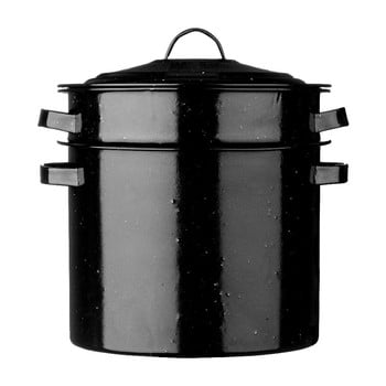 Oală paste Premier Housewares Black, 28 cm poza bonami.ro