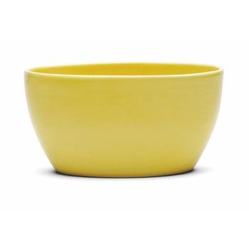 Bol din gresie ceramică Kähler Design Ursula, 17 x 11,5 cm, galben poza bonami.ro