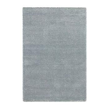 Covor Elle Decor Passion Orly, 80 x 150 cm, albastru imagine