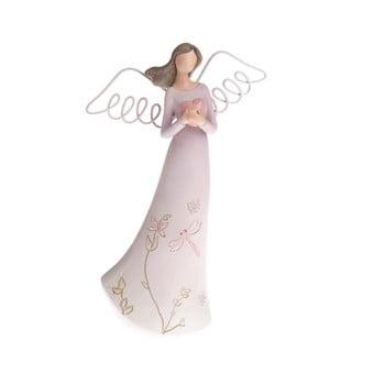 Decorațiune în formă de înger Dakls Angel, înălțime 21 cm bonami.ro