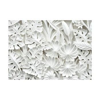 Tapet format mare Bimago Alabaster Garden, 350 x 245 cm poza bonami.ro