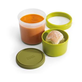Bol pentru supă Joseph Joseph GoEat, verde poza bonami.ro