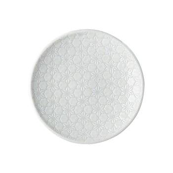 Farfurie din ceramică MIJ Star, ø17 cm, alb poza bonami.ro