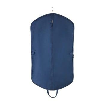 Husă protecție haine cu gentuță pentru încălțăminte Wenko Business, albastru bonami.ro
